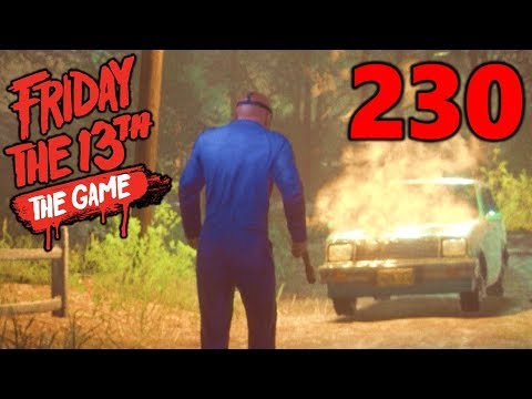 [230] Jason Takes A Vacation!!! (Let's Play Friday The 13th The Game)