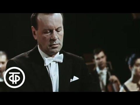 """Дирижер"". Евгений Светланов. Conductor Yevgeny Svetlanov (1972)"