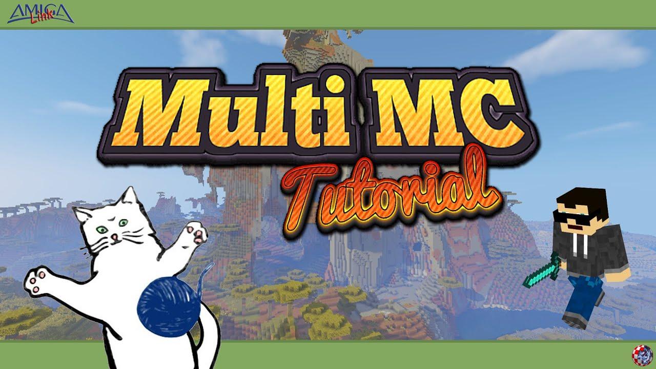 MultiMC Tutorial Minecraft Mods Installieren Leicht Gemacht - Minecraft hauser verschonern