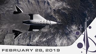 Space News | Virgin Galactic Flight, Hayabusa-2 Samples Ryugu and NASA synthetic DNA