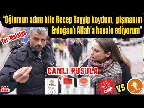 Malatya Yerel Seçimde CHP Mi AKP Mi Diyecek? Malatya Yerel Seçim Anketi