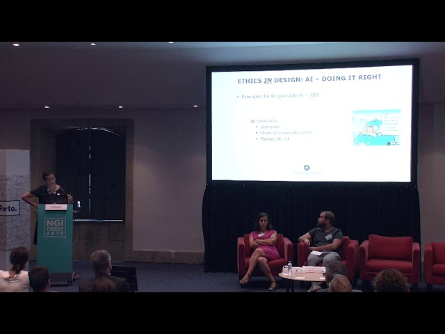 Social Artificial Intelligence - Professor Virginia Dignum