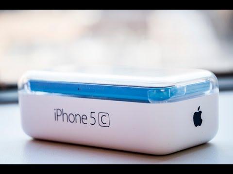 IPhone 5c Otpakivanje Na Srpskom (unboxing)