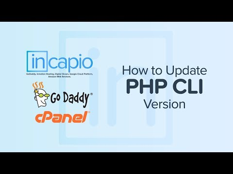 How to Update PHP CLI Version on GoDaddy