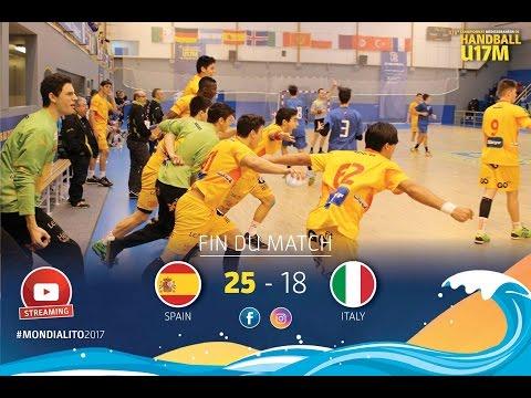 M39 SEMI FINAL I SPAIN-ITALIA I Mondialito2017 20/01/17