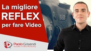 La Migliore Reflex per girare Video