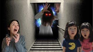 엘리베이터 유령? 엘리베이터에 유령이 있다! 엘리베이터 귀신의 정체는? 유령아파트 신비아파트 엘리베이터귀신 l 인형의 저주 l Ghost in the elevator
