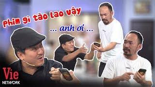 """Trường Giang choáng khi nghĩ Tiến Luật đưa phim """"tào lao"""" cho mình coi l 7 NỤ CƯỜI XUÂN"""