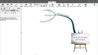 iMindMap 7 - Insertion de notes