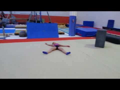 DOMINO GYMNASTICS CHALLENGE ginnastica artistica