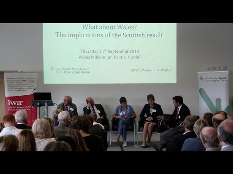 What about wales? The implications of the Scottish result on Wales