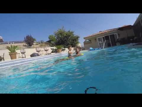 First Go Pro Video in the water 8-20-2017