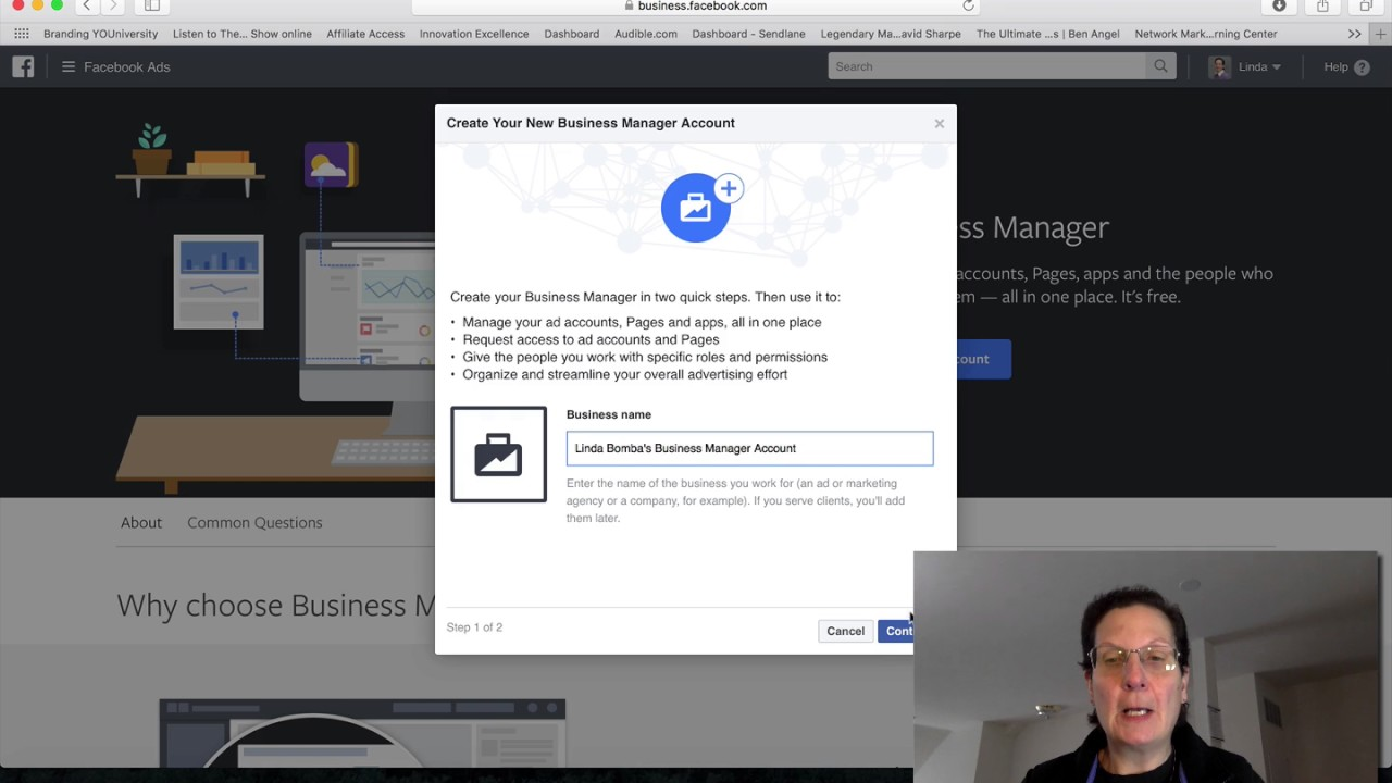 How To Add A Business Manager To Your Facebook Ads Account