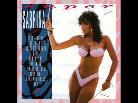 Sabrina - Super Sabrina (1988) Álbum Completo