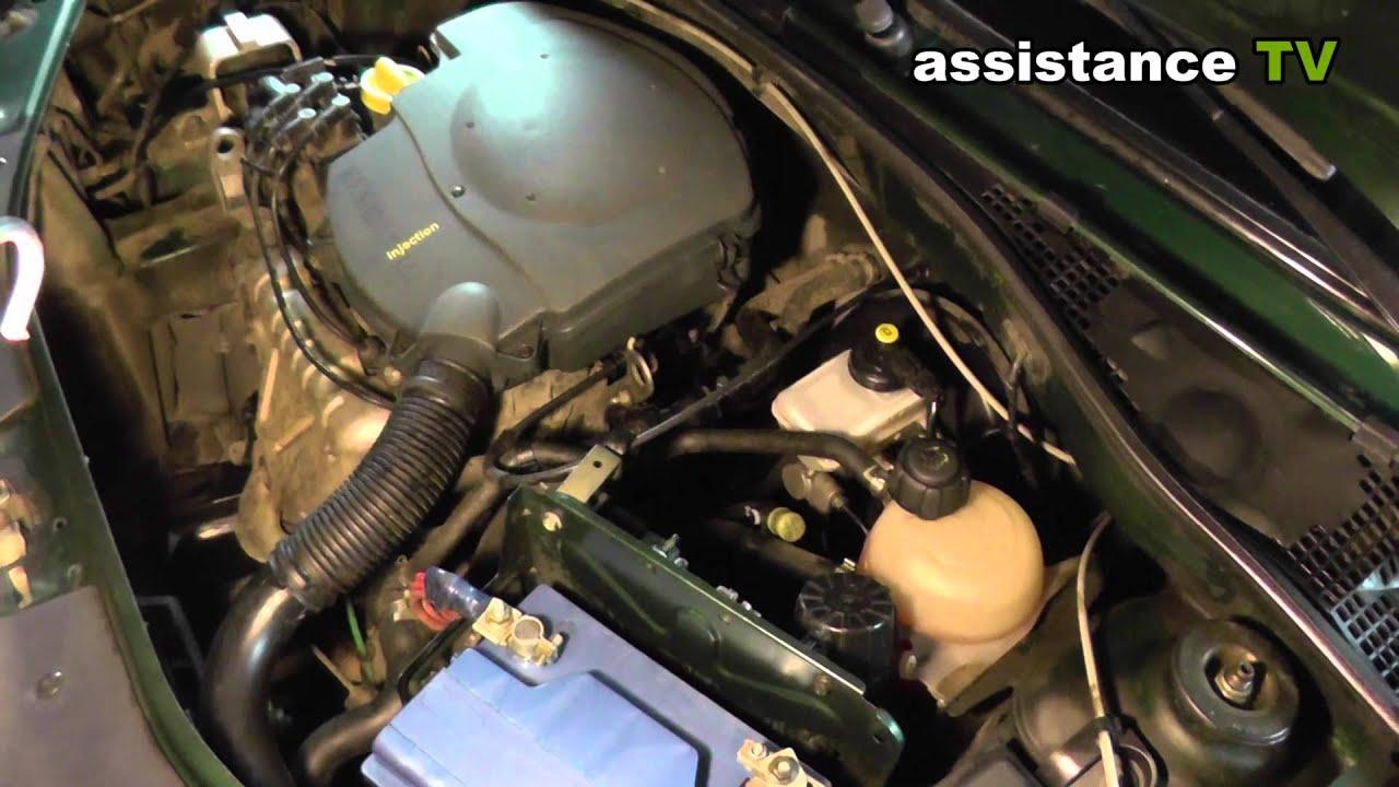 renault midlum система охлаждения сливной клапан
