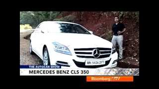 Mercedes new CLS 350 saloon review by Autocar India