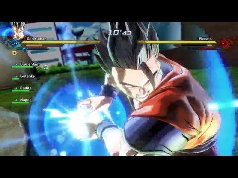 Des news sympathiques sur DB FighterZ - Dragon Ball Xenoverse 2 EP59
