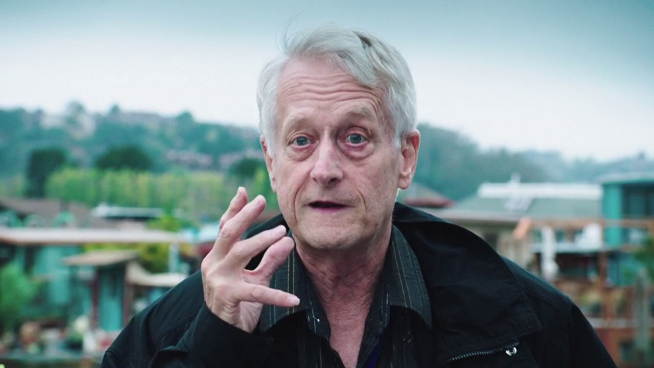 Ted Nelson in Herzog's