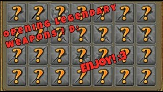 drakensang online opening legendary weapons 2 english commentary