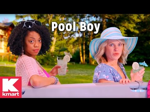 Kmart - Pool Boy
