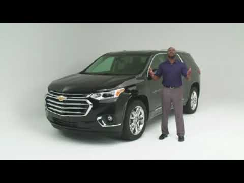 How to Video: Stop Start Engine 2018 Chevrolet Traverse