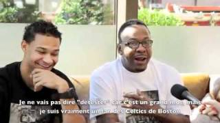 Bobby Brown interview - Get Out The Way