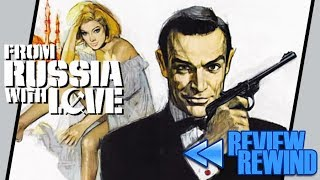 Review Rewind: From Russia With Love (PSP) - Defunct Games