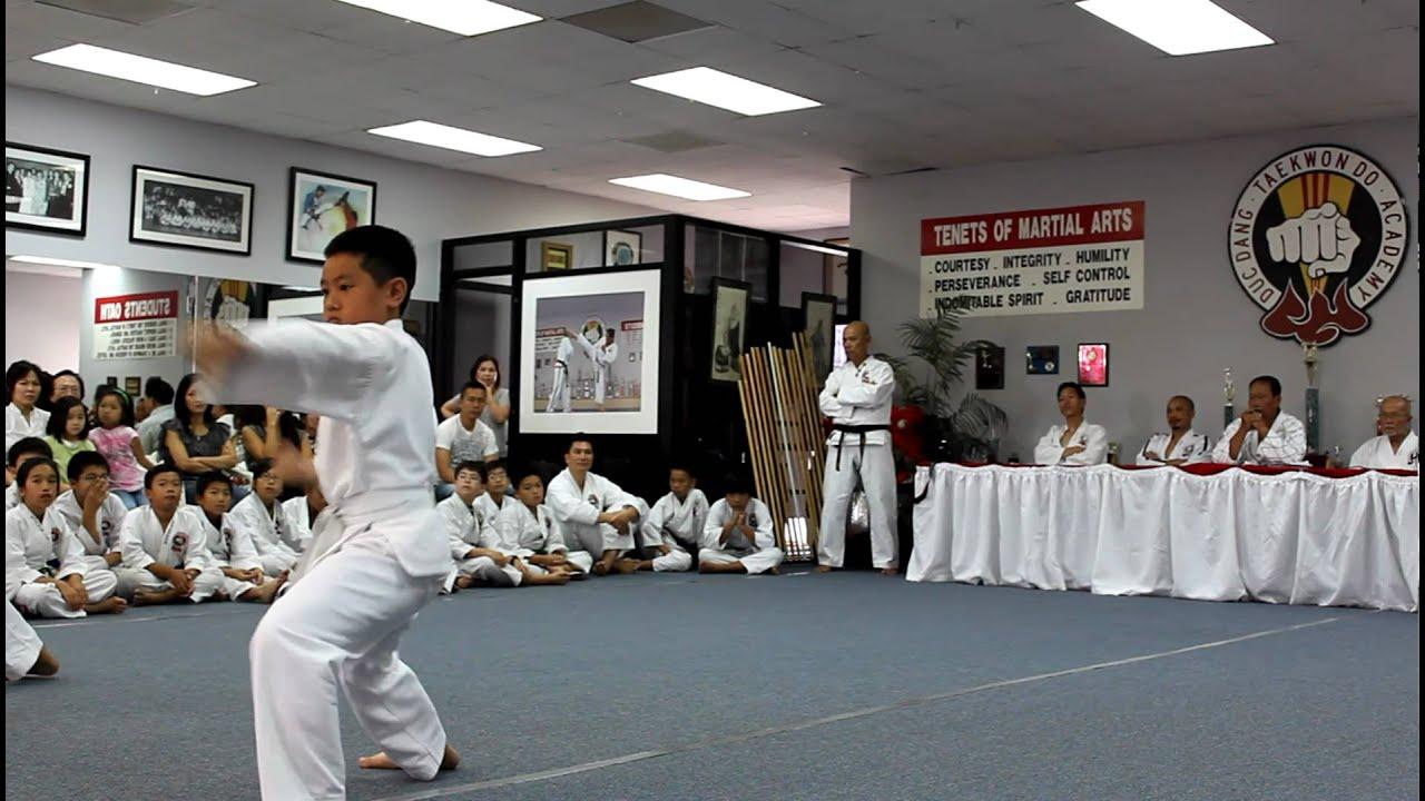 Taekwondo White Belt