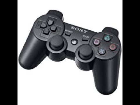 mit ps3 controller auf dem pc spielen youtube. Black Bedroom Furniture Sets. Home Design Ideas