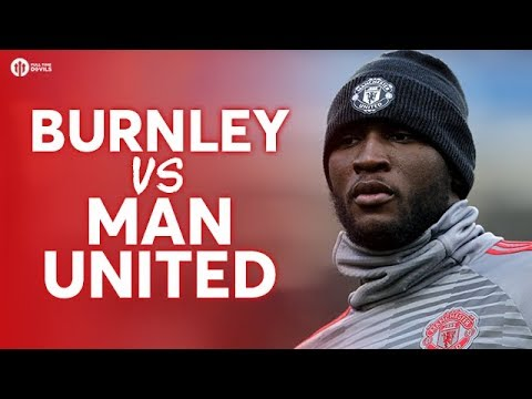 Burnley vs Manchester United LIVE PREMIER LEAGUE PREVIEW! #R