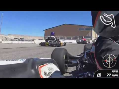 Club Racing at Grand Junction Motor Speedway with GPS