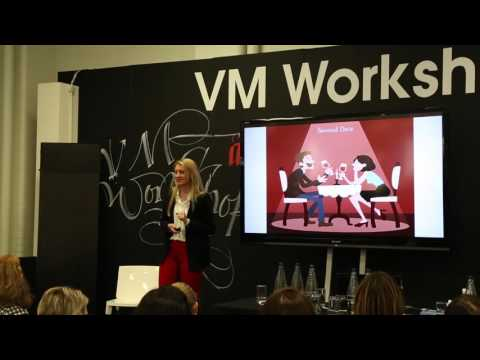 Design & Psychology  - A talk by Kate Nightingale on Retail Design Expo 2016