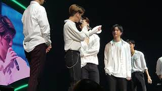 GOT7 EYES ON YOU 2018 TOUR IN NYC - TALKING SESSION