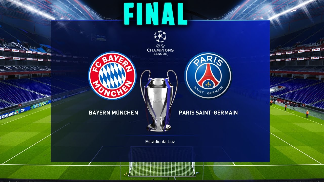 Psg Vs Bayern Munich Uefa Champions League Final 2020 Prediction Youtube
