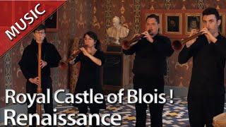 Renaissance Music .Early Traditional Music in a Castle .Old iTune