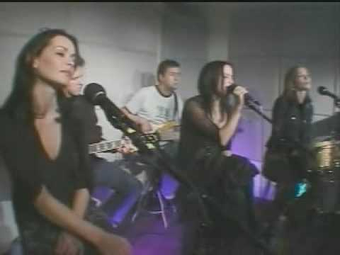 The Corrs  - Would You Be Happier - Sessions @AOL