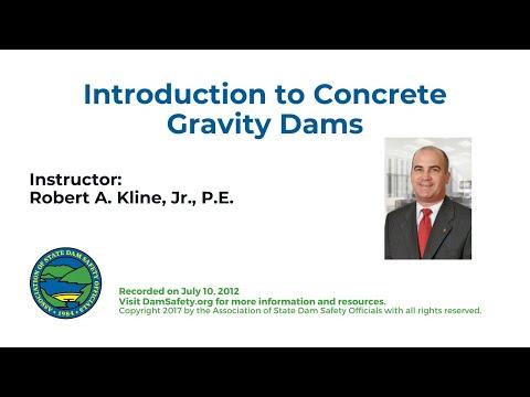 Intro to Concrete Gravity Dams-2012