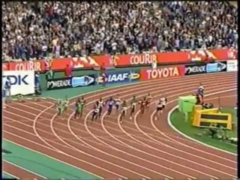 2003 World Championships (4x100m Semi-Finals #1 and #2) - Paris, France