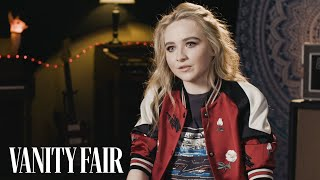 Musician/Actress Sabrina Carpenter on Family, Fashion, and Artistic Freedom | Vanity Fair