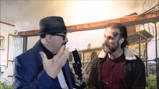 Video interview of Cosplayer Cecil Grimes at Space Coast Comic Con