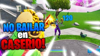 NEW TIP to NEVER BAILAR at CASERIO COLESTEROL!! 😱 OF FORTNITE BATTLE ROYALE bug 🔥