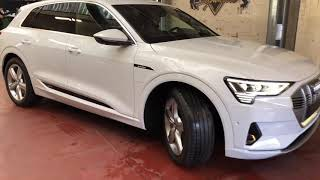 Audi E-Tron - Xpel Ultimate carwrap Paint Protection
