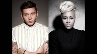 Repeat youtube video James Arthur- Roses ft. Emeli Sandé (lyric video)