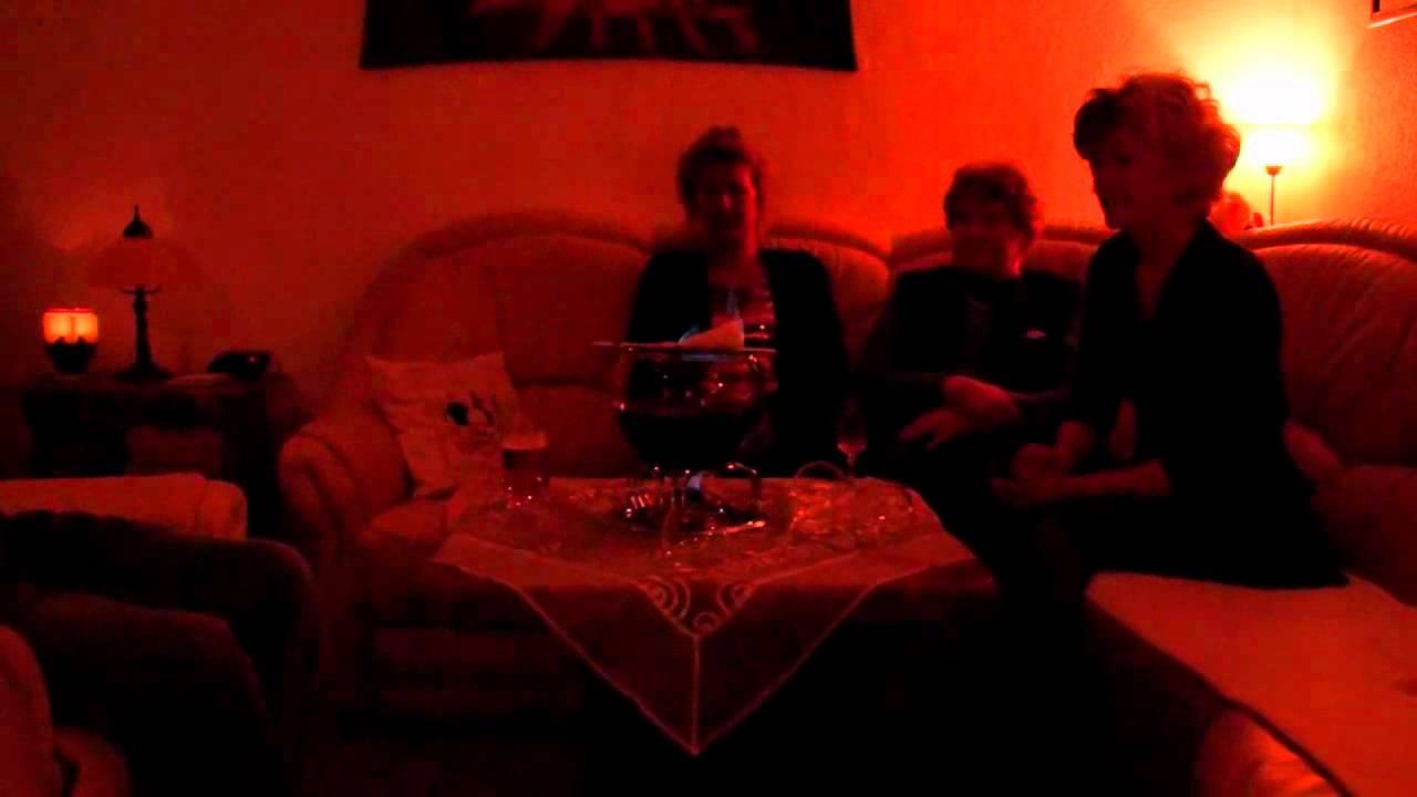 Feuerzangenbowle am 31.12.2011 - YouTube