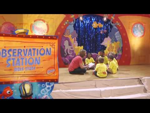 Submerged - VBS 2016 from Lifeway