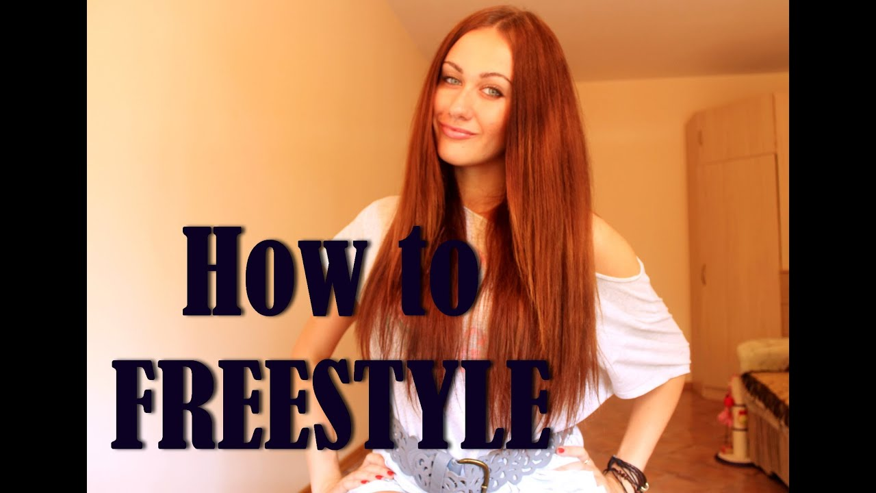 How to Freestyle | Dance (Improvisation) FOR BEGINNERS! - YouTube
