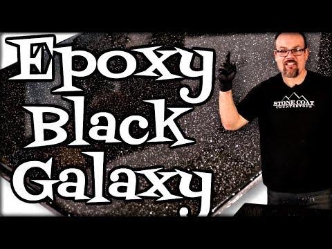 Black Galaxy Easy Epoxy