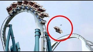 Los 5 Accidentes Más Impactantes En Parques De Diversiones (TOP 5) thumbnail