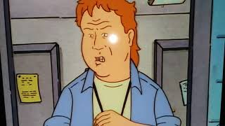 King of the Hill: when you work for Jimmy