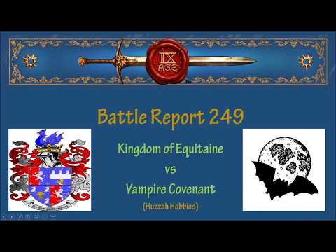 The 9th Age Battle Report 249
